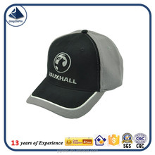 Guangdong Men Flat Embroider Twill Cotton Mesh Cap And Hats