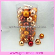 Cristal de la decoración de la navidad bola, Comercio de garantía del proveedor