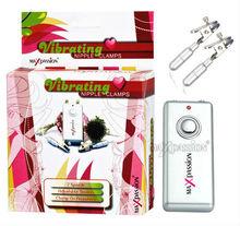 Producto de adultos- 7 velocidades de vibración abrazaderas