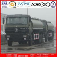 Best selling water tank truck tanker trailer