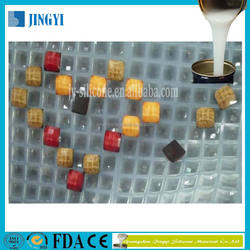 Good quality RTV silicone rubber to make jewellery mould guangzhou
