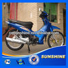 2015 New Blue Super 100cc Cub Motorcycle