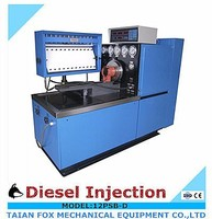 12PSB-D Fuel Injection Pump Calibration Machine