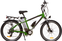 """26"""" mountain 350w e cycle 48v 10ah lithium battery in frame adult chinese green power electric bike in china SM-65426"""" mountain"""