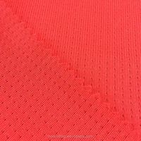 moisture management super poly brush tricot mesh fabric