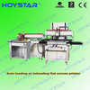 GW-5070AT Touch screen serigraph printing machine for PCB board