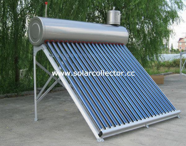 Usage domestique tubes sous vide chauffe eau solaire for Chauffe eau solaire sous vide