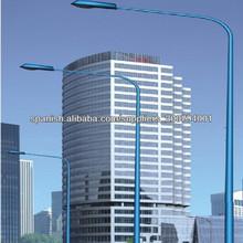 energía solar luz de calle del poste de energía