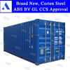Professional new shipping container manufacturers