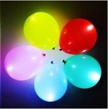 Event & Party Supplies Type and all festival Occasion Multicolor LED Flashing balloon led light balloon
