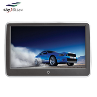 new design 10'' android 4.4.4 headrest car stereo with easy installation stand for all car