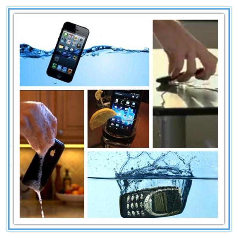 Waterproof Moisture Absorber Mobile Phone Dry Bag