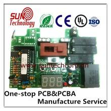 professional led round pcb board, aluminium pcb board