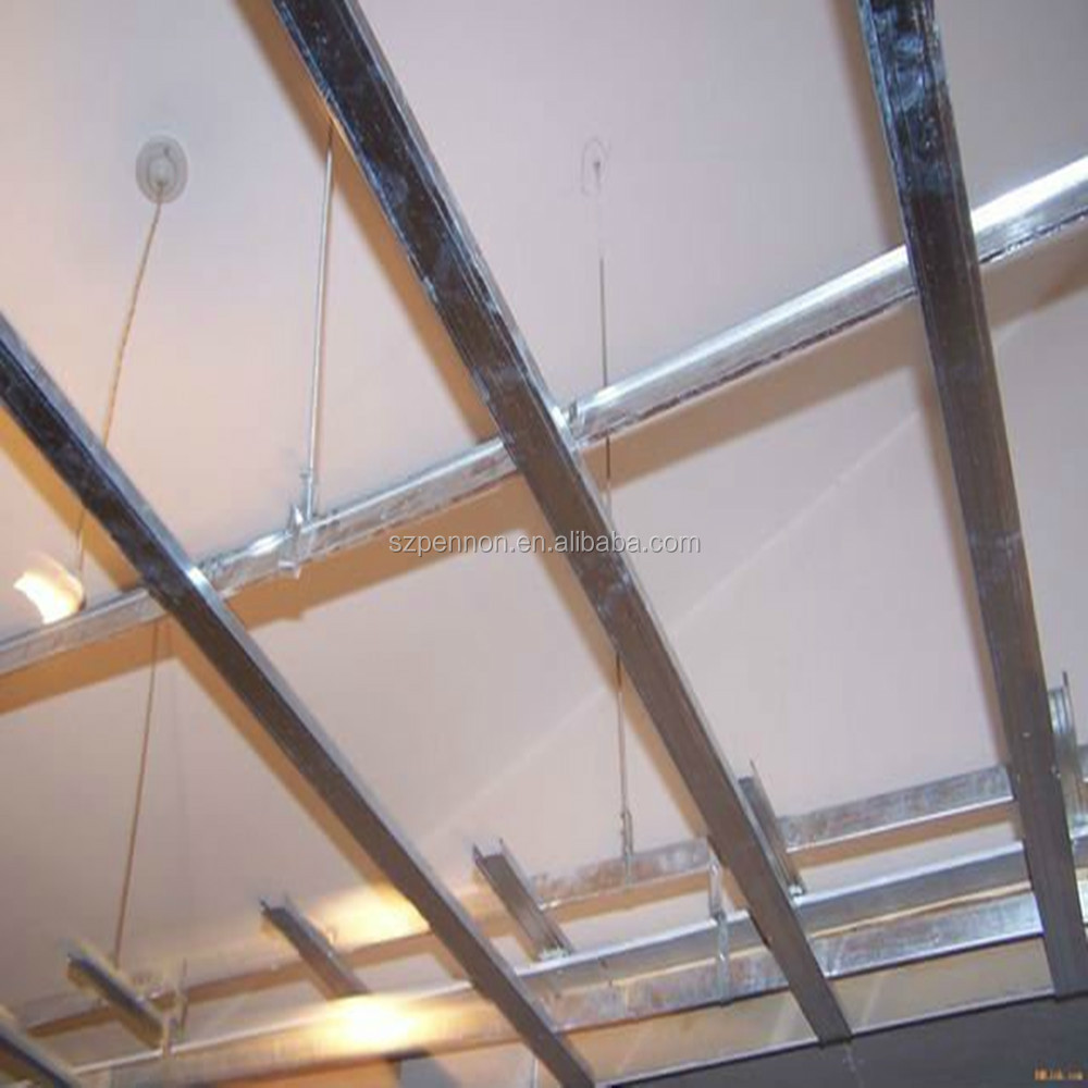 High Strength Light Steel Suspended Ceiling Grid