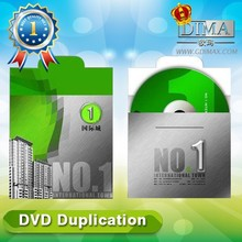 Factory wholesale latest Chinese products dvd films