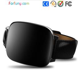 heart rate monitor + waterproof wrist watch TV mobile phone
