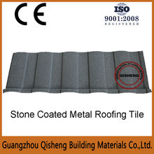 Looking for overseas agents to distribute our metal roofing tile