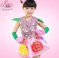 vestido de baile moderno rendimiento disfraces niñas infantil