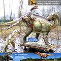 Meu Dino-mão fantoche dinossauro animatrônico de alta qualidade para show de dinossauro