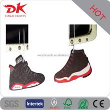 Hanging shoes car air freshener/shoes air freshener for car