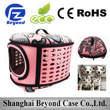 Factory Custom EVA high quality pet products, luxury cat carriers