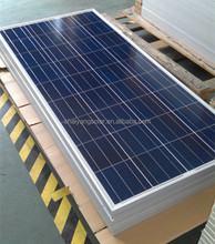 145W poly solar panel in low price