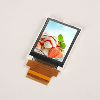 small size TFT LCD 1.77 inch TFT LCD module (PJ177Z12)