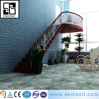 High Light Transmission Embossed Decorative 3d Wall Panel
