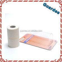 Wholesale OEM Logo Medical latex free compression Elastic Adhesive Bandage