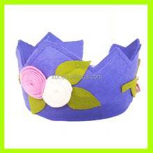 2015 new product cheap hot wholesale party artificial head crowns
