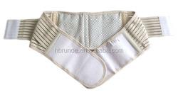 self heating magntic back belt