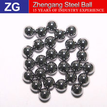 Bearing steel balls G10 diameter:6.3500mm