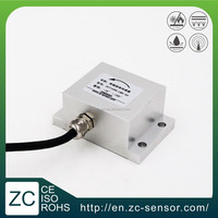 ZC high accuracy one axis shockproof inclinometer for cranes ( ZCT1C0K-LMS-64)