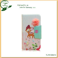 Specifically design pu case for samsung s4 i9500 ,paypal accept colorful new arrival for 2013,luxury flip pu leather case
