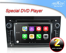 "Original 6.2"" Touch Screen Car Radio DVD GPS for OPEL with BT USB iPod"