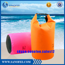 Waterproof Floating Dry Gear Bags for Boating, Kayaking, Fishing, Rafting, Swimming, Camping, Canoeing and Snowboarding