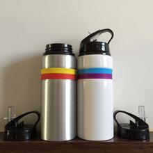 Wholesale aluminum water bottle aluminum drinking bottle