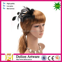 2014 beautiful elasticated net headwear hairpins !Fashion ornaments for party!