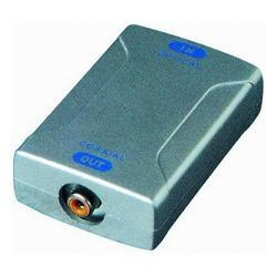 Toslink Digital Audio Optical to Coaxial (RCA) Optical Fiber Converter