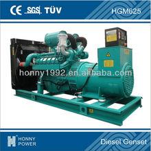 450KW 50Hz AC Three Phase Disel Power Generation