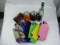 American sex girl Neoprene Freezable Magnetic Beverage Can Huggie