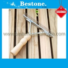 Wooden Handle Pet Grooming Products