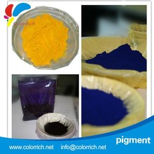 On sale best price pigment colors blue luminescent pigment