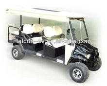 Falcon premium electric mini golf car/electric vehicle/golf buggy