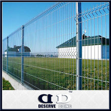 high quality 1/2 inch galvanized coated welded wire mesh fence