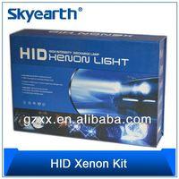 professional factory 12v 25w hid xenon kit h4 led headlight