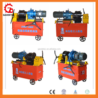 High speed cold rolling rebar machine for parallel thread