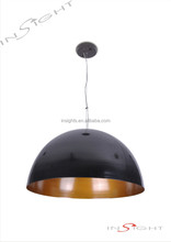 Vintage Lighting Retro and officer cap-shape iron wok shade single-head Industrial pendant lamp/ chandelier/droplight