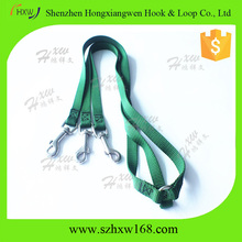 three dogs pet strapping decorative dog leashes