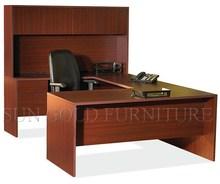 Big CEO hot popular Ushape melamine wooden office desk (SZ-OD365)